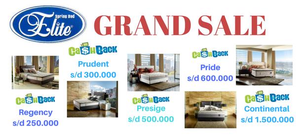 elite promo grand sale