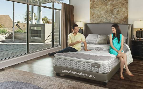 harga comforta spring bed luxury choice