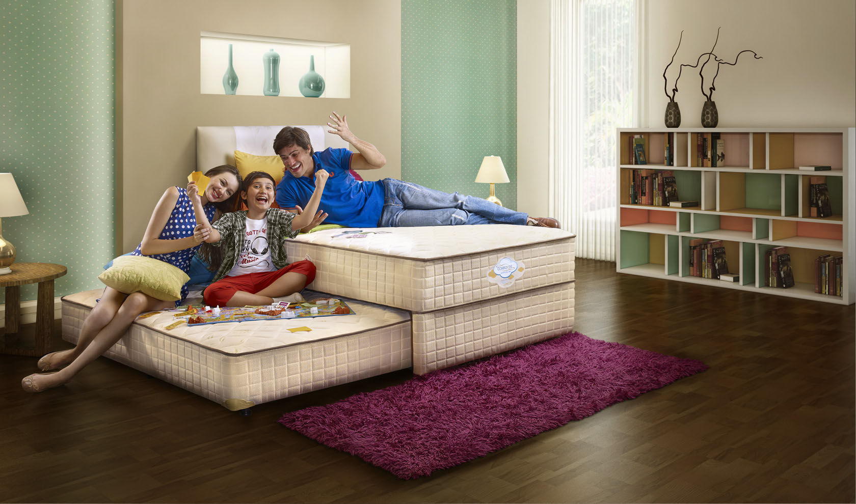 comforta family 2in1