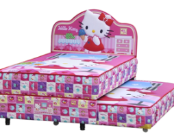 springbed bigland hello Kitty 2in1