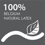 natural 100_ latex