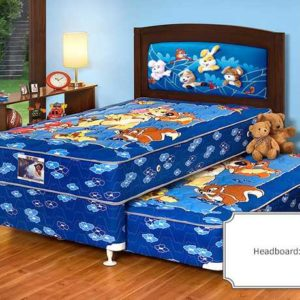 central springbed kids bear