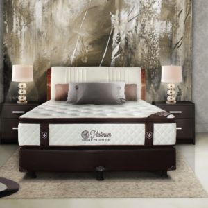 central platinum springbed