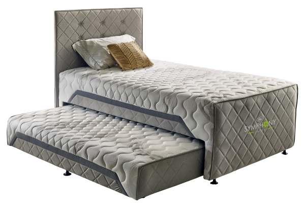 harga elite spring bed symponi